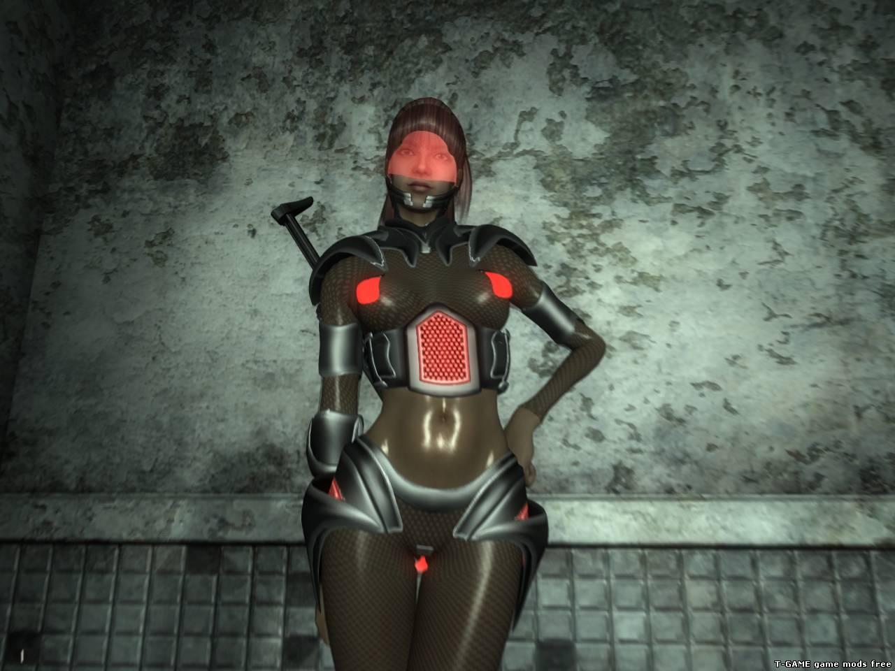 Скачать моды на fallout 3 расы