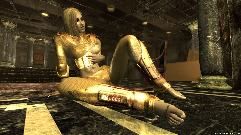 Fallout 3 секс видео думаю