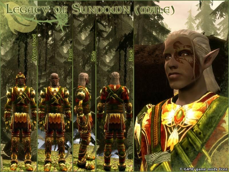 Dragon Age Origins Mods Pack [FEarBG]