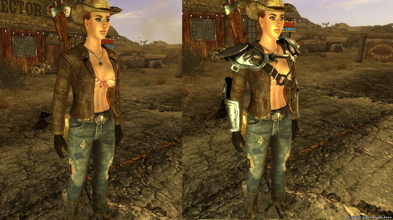 Fallout new vegas установленная
