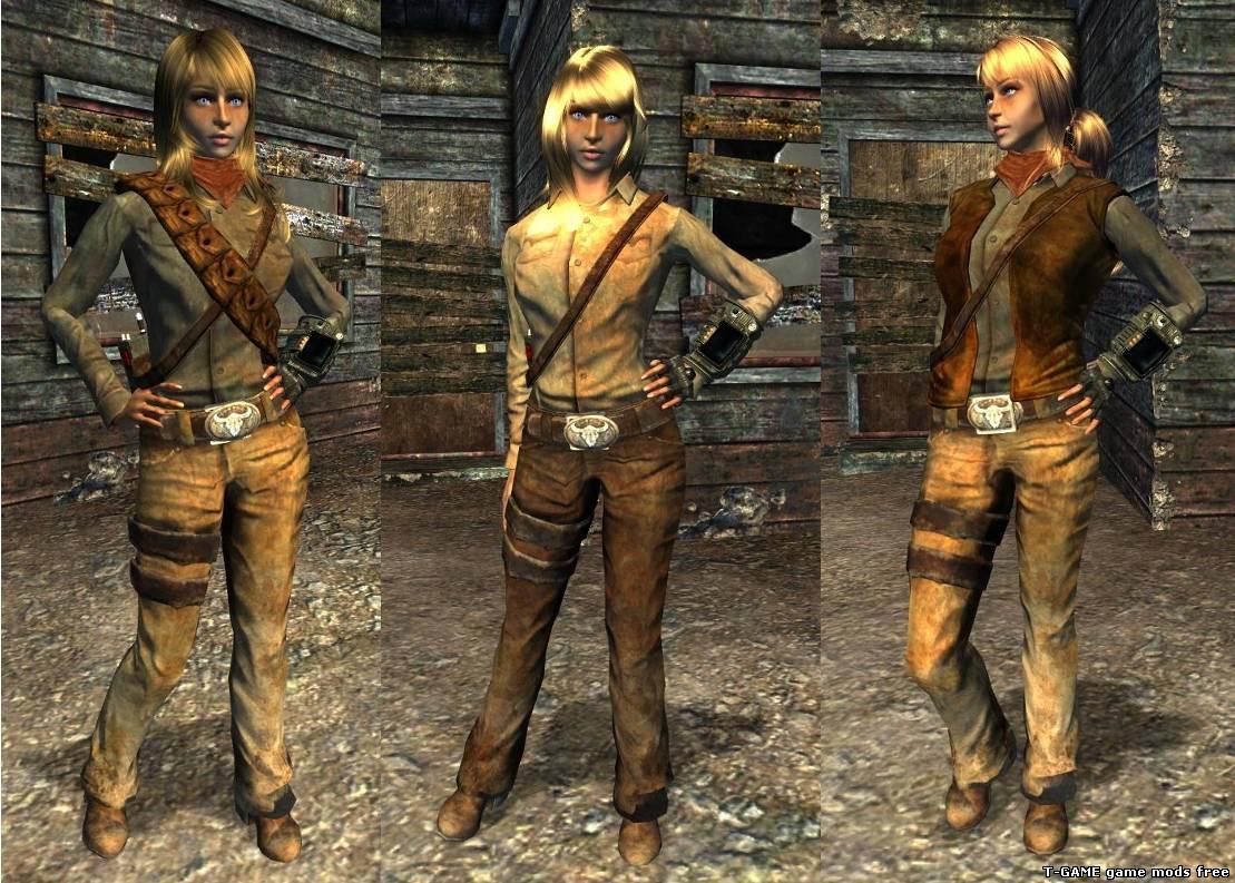 Одежда Из Игр