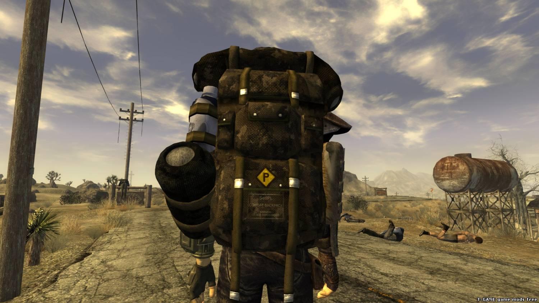 Плагины fallout 3 рюкзак рюкзак для первоклашки маленький