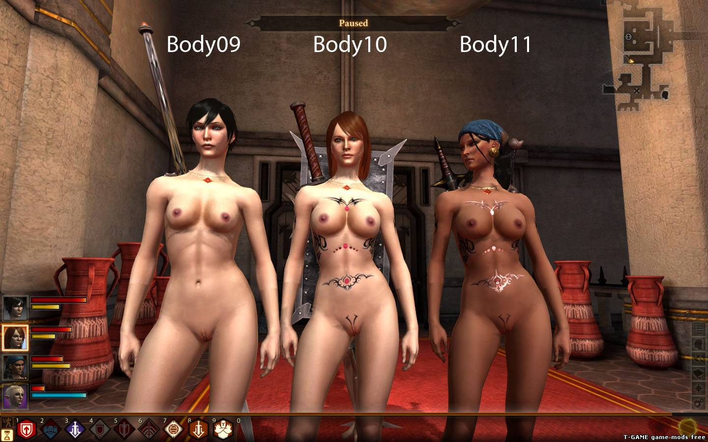 Dbz naked mods videos porn video