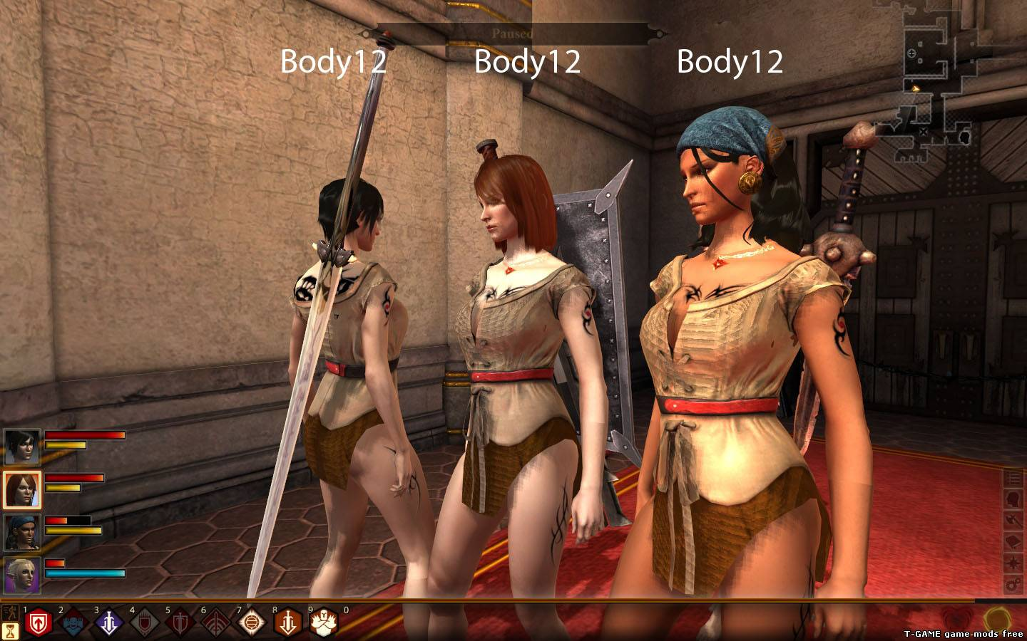 Dragon age origins nud mod adult video